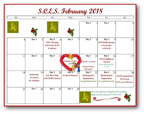 Monthly Calendar Of Events : Monthly calendar of events